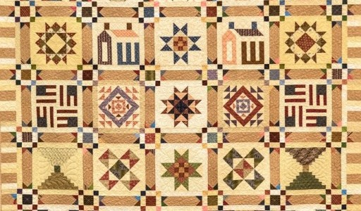 "Raffle Quilt – ""Civil War Blocks Remembered"""