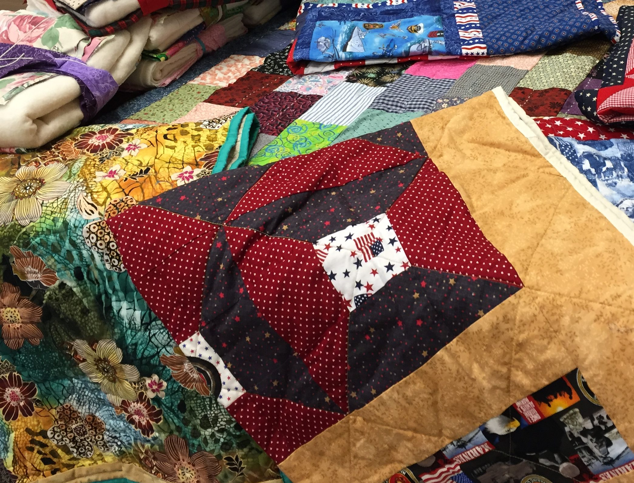 Quilt Guild Project Ideas : Charity Projects Northwest Suburban Quilters Guild