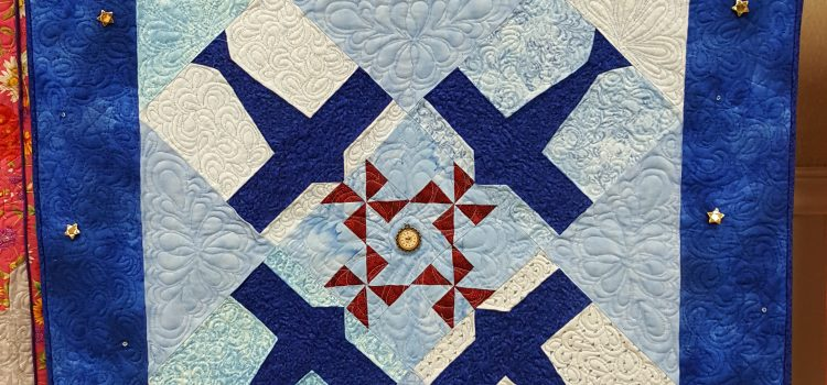 Visit Our Time Flies Quilt Show THIS Saturday and Sunday!