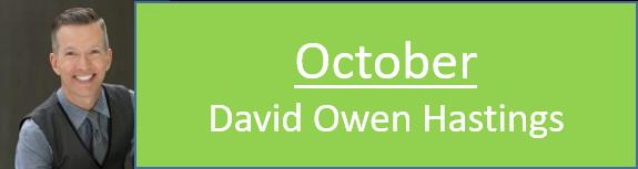 David Owen Hastings - NSQG Program Speaker