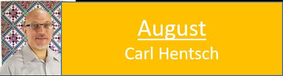 Carl Hentsch - NSQG program speaker