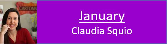 claudia squio - NSQG program speaker