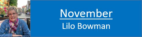 lilo bowman - NSQG program speaker